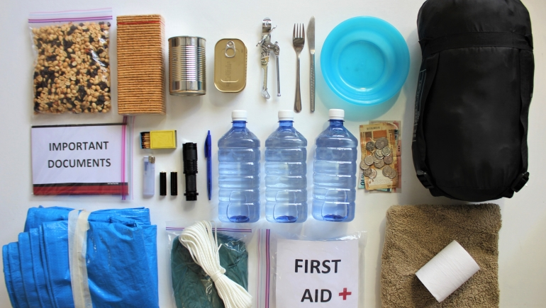 Eight ways you can prepare for a disaster