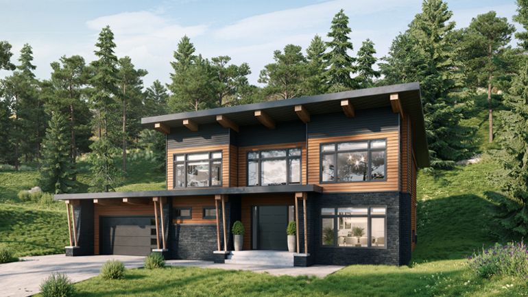 REALTORS® learn about the future of green homes at the PNE Prize Home
