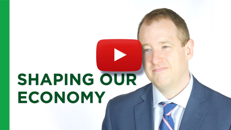 Innovation Series: Watch our video interview with BCREA Economist Brendon Ogmundson